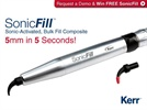 SonicFill - See it in action, request a demo, and enter to win!