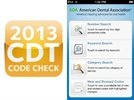 ADA Releases 2013 Dental Code Check App for Apple, Android Smartphones and Mobile Devices