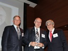 Sirona CEO Jost Fischer Honored for Charitable Efforts by Shils Entrepreneurial Fund