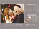 Creepy Dental Calendar Builds Gag Gift Buzz