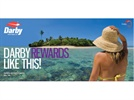 Darby Lifestyle Rewards Program Offers Customers Gadgets, Cars, Travel and More