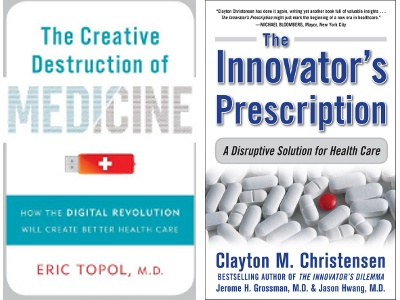 Emmott on Technology: Books that Explain Tech Impact on Healthcare