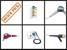 Air Polishers With Swivel Handpieces