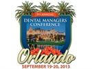 American Association of Dental Office Managers Conference