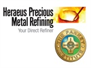 Heraeus Precious Metal Refining to Donate Portion of Proceeds to L.D. Pankey Dental Foundation