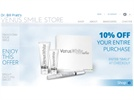 Heraeus Setting Up Online Venus Smile Stores for Dental Practices to Sell Whitening Products to their Patients