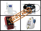 Dental Diode Lasers with Whitening Capability