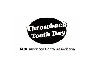 The American Dental Association Turns Throwback Thursday into Throwback Tooth Day