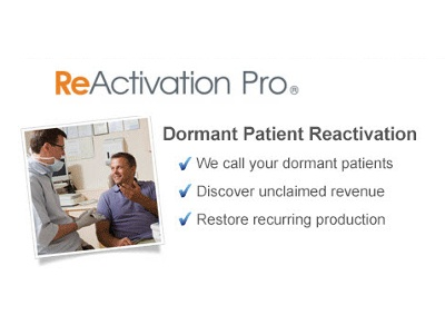 Patterson Dental Now Exclusive Provider of Futuredontics' ReActivation Pro