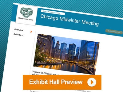 Now Available: Dentalcompare's Chicago Midwinter Exhibit Hall Preview