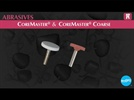 Product Overview: CoreMaster and CoreMaster Coarse