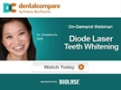 Webinar: Diode Laser Teeth Whitening