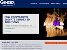 Gendex Launches Updated Website