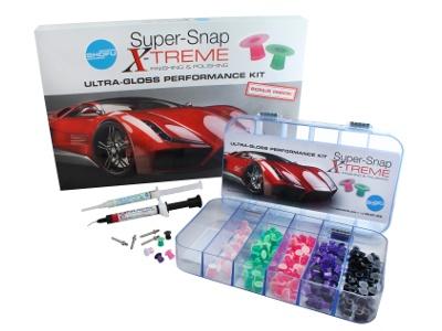 New Dental Product: Super-Snap X-Treme Ultra-Gloss Performance Kit from Shofu