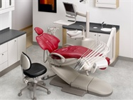The A-dec 500 Dental Chair and the A-dec 300 Delivery System