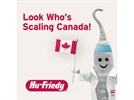 Hu-Friedy Announces Nevi Canadian Tour 2012