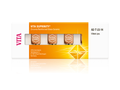 New Dental Products Vita Announces Suprinity Zirconia