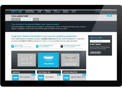 Spear Improves Case Assistant to Help Dentists Plan Treatment, Educate Patients