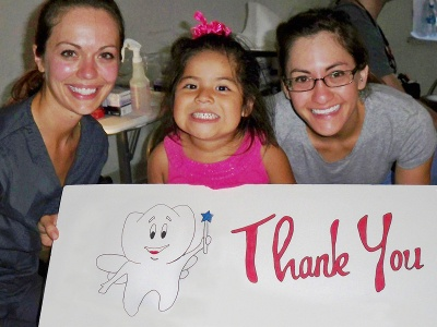 National Children's Oral Health Foundation: America's ToothFairy Gets Support from Walmart