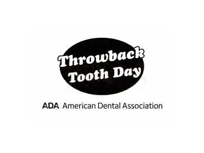 The American Dental Association Turns Throwback Thursday