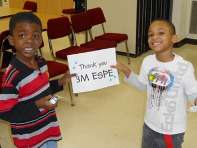 3M ESPE Teams Up with the National Children's Oral Health Foundation