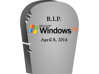 Emmott On Technology: Upgrade Ahead of the Windows XP Expiration Date