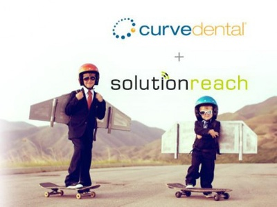 Curve Dental and Solutionreach Integrate Cloud-Based Applications
