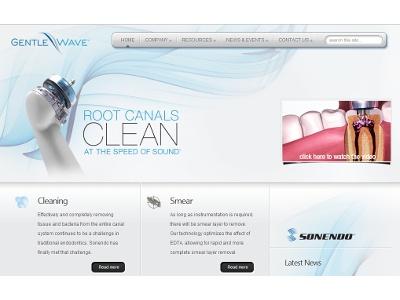 Sonendo Launches New Website to Showcase Innovative Endodontic Technology