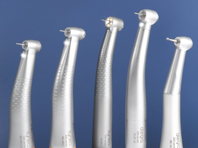 New Dental Products: Synea 500, Synea 400 and Alegra 300 Handpiece Collections from A-dec|W&H