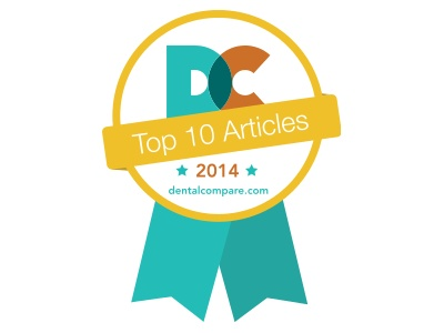 The Top 10 Dental Articles of 2014