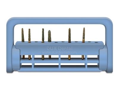 New Dental Products: Modern Bur Blocks from DUX Dental