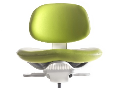 New Dental Products: A-dec 500 Stool and Lever-Style Foot Control from A-dec