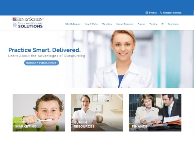 Henry Schein Dental launches Business Process Solutions Website