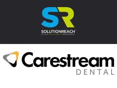 Solutionreach and Carestream Dental Sign Agreement