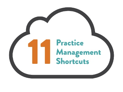 Infographic: 11 Dental Practice Management Shortcuts