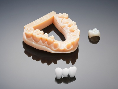 New Dental Product: SUP 706 Soluble Supports for Dental Materials from Stratasys