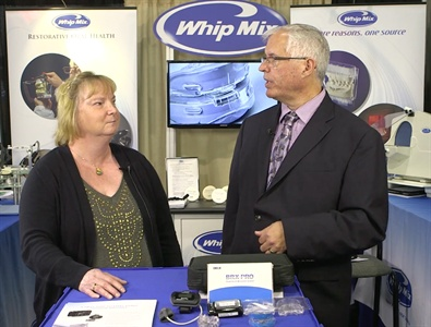 New Product Highlight Video: Bruxism and Airway Monitoring System from Whip Mix and DDME