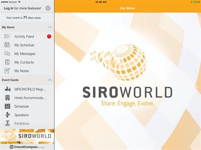 Dentsply Sirona Launches SIROWORLD App