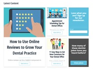 Lighthouse 360 Presents New Dental Content Hub