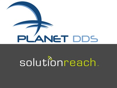 Planet DDS and Solutionreach Announce Software Integration