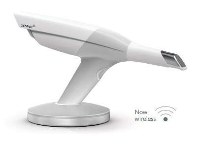Enhanced Dental Product: TRIOS 3 Wireless from 3Shape