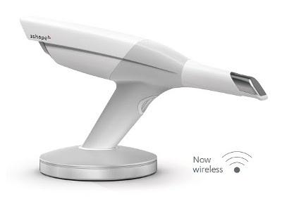 Enhanced Dental Product: TRIOS 3 Wireless from 3Shape | Dental News