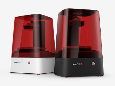 New Dental Products: MoonRay D 75 and MoonRay S 100 3D Printers from SprintRay