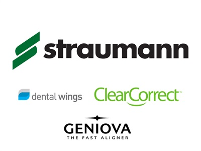 Straumann Group Announces Acquisitions of Dental Wings, ClearCorrect, Geniova