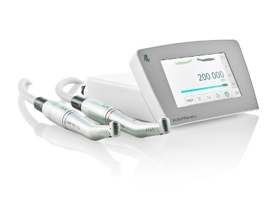 New Dental Product: ELECTROmatic Series of Electric Handpiece Systems from KaVo