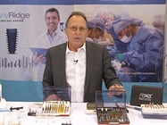 Watch Video: Steven Pfefer from IDS talks about their amazing products for dental implants