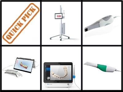 Quickly Compare Portable Digital Impression Systems