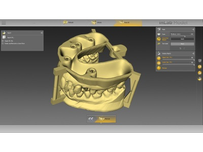 Enhanced Dental Product: inLab SW 18.0 CAD/CAM Software from Dentsply Sirona Lab