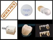 Zirconia CAD/CAM Materials