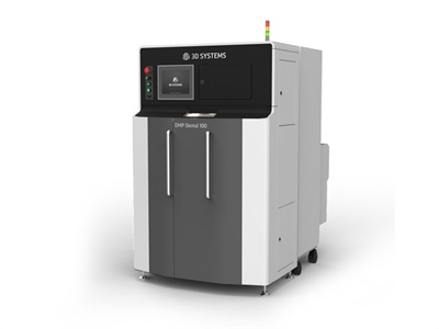 New Dental Product: DMP Dental 100 3D Printer from 3D Systems